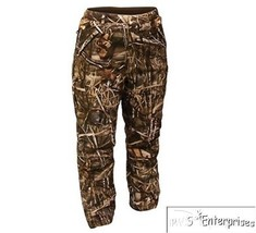 Coleman Max 4 HD deluxe camo deer duck hunting insulated breathable pant... - $28.49