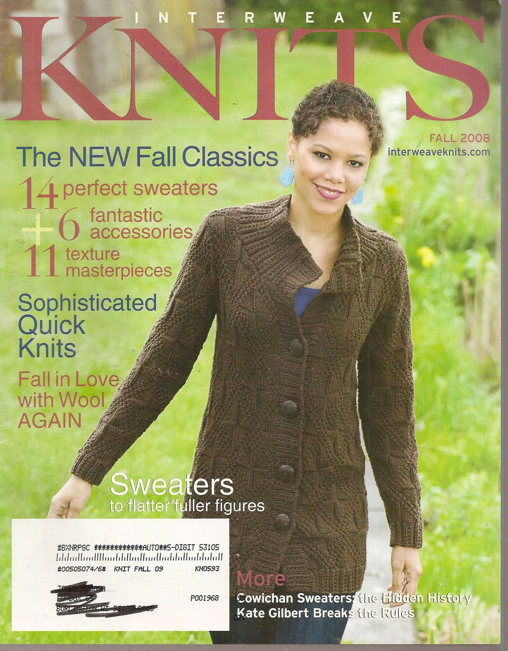 Primary image for INTERWEAVE KNITS  FALL 2008