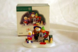 "Dept 56 2003 Elfland A Perfect Fit Figurine 2 3/4"" NIB - $15.29"