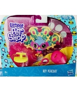 Littlest Pet Shop Roy Peacoat S3 Special Edition Pets LPS #3-59 - $8.49