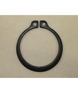 External Retaining Rings S-25 - $3.50