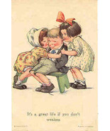 It's a Great Life if you Don t Weaken Twelvetrees Post Card - $8.00