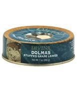 Divina Dolmas(Stuffed Grape Leaves), 7 oz tins, Case of 12 Tins - $42.51