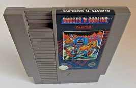 Ghosts 'n Goblins game cartridge only NES (Nintendo Entertainment System... - $11.11