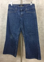 WOMENS LONDON  CROPPED JEAN SIZE 4  620 - $15.85