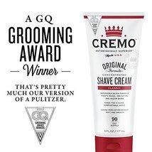 Cremo Original Shave Cream, Astonishingly Superior Smooth Shaving Cream Fights N image 6