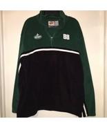 Dale Earnhardt Jr. 88 Winners Circle Pullover Fleece Sweater Men's Green... - $18.76