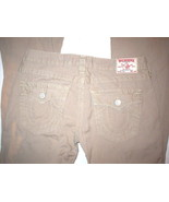 New Womens True Religion Brand Jeans Khaki Pant... - $149.99