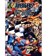 AVENGERS/ULTRAFORCE (Marvel/Ultraverse)*1st Collector's Issue! - $2.50