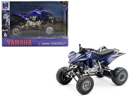 Yamaha YFZ 450 ATV 1/12 Motorcycle Model by New Ray - $35.13