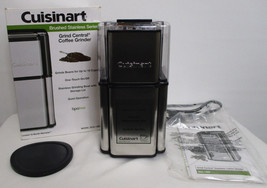 Cuisinart DCG-12BC Grind Central Coffee Grinder. New in box. - £13.05 GBP