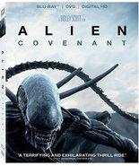 Alien: Covenant [Blu-ray + DVD + Digital, 2017] - $7.95