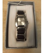 Maurice 150PJ Quart Watch with Two Tone Stainless Steel Wrist Watch for ... - $25.99