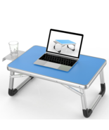 Laptop Desk Bed Table Foldable Tray - for Eating, Writing, Drawing, & Co... - $39.99