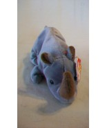 Spike the Rhinoceros Ty Beanie Baby DOB August 13, 1996 - $18.55