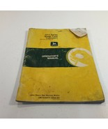John Deere 1010 Series Drawn Field Cultivators Operator's Manual OM-N200075 - $24.99
