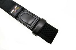 Genuine Luminox Watch band 22mm 26mm Black Fabric Navy Seal Series 3000 ... - $49.95
