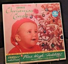 Favorite Christmas Carols AA20-7282 Vintage
