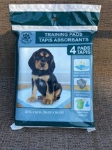 Lot Of 4 Heavy  Duty Puppy Training Pads 4pk Protects Floors And Carpets. - $19.70