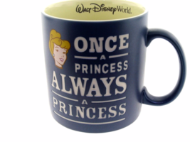 Authentic Disney Parks Cinderella Princess Large Ceramic Collector's WDW... - $19.75