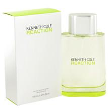 Kenneth Cole Reaction Eau De Toilette Spray 3.4 Oz For Men  - $52.67