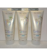 Three pack: Nu Skin Nuskin ageLOC LumiSpa Treatment Cleanser Gel Acne x3 - $111.00
