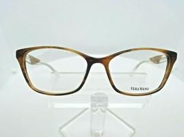 VERA WANG V 322 (BD) Blonde Tortoise 54 X 16 135 mm Eyeglass Frame - $79.15