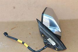 13-17 GMC Terrain Power Door Wing Mirror w/ Blind Spot Driver Left LH (10wire) image 3