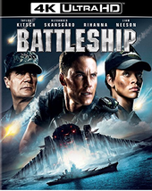 Battleship [4K Ultra HD + Blu-ray, 2012]