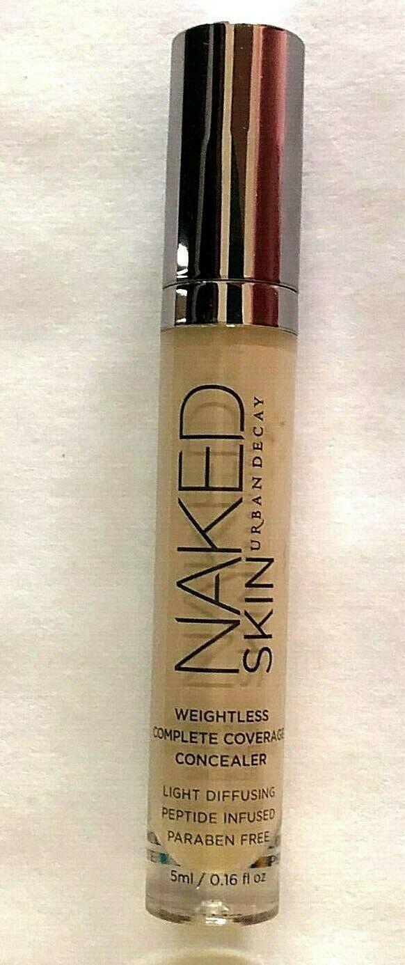 Maggies Makeup: Urban Decay Naked Skin Weightless