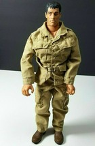 "Hasbro 1996 GI Joe 11"" Airborne Corps Action Figure military boot 1019er... - $15.80"