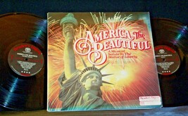 America The Beautiful RCA A Musical Salute to the Statue of Liberty AA-191765 Vi image 2