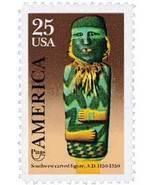 1989 25c Columbian America Scott 2426 Mint F/VF NH - ₹71.63 INR