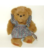 1/2 Price! Ganz Cottage Collectibles Plush Brown Justine Bear NWT - $4.00
