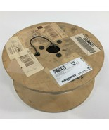 Alpha PWM1419 14AWG 19/27 1000' Black Hook Up Wire - $99.99