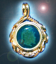 Haunted Necklace Mighty Man Enhanced Male Strengths Magick Mystical Treasures - $287.77