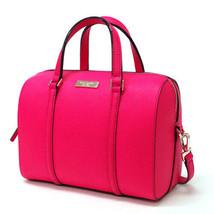 NWT Kate Spade Mini Cassie Newbury Lane bgnvillea pink Bag - $127.99