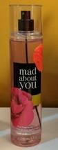 Bath & Body Works Mad About You Fine Fragrance Mist Spray 8 oz New - $16.10