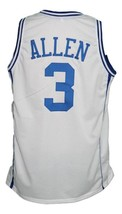 Grayson Allen #3 Custom College Basketball Jersey New Sewn White Any Size image 2