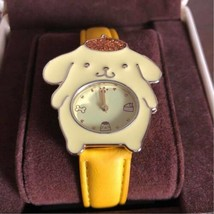 86c1a4296 Pom Pom Purin Vivitix Wrist Watch Die Cutting 2014 Sanrio Japan Best Deal  F/S
