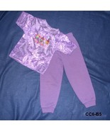 Myrtle Beach PURPLE 2 pc TOP AND SWEATPANTS  SIZE 4T  - $9.99