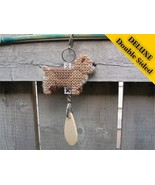 Glen of Imaal Terrier Deluxe crate tag, hang anywhere, agility dog show ... - $16.00