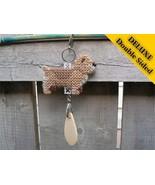 Glen of Imaal Terrier Deluxe crate tag, hang an... - $16.00