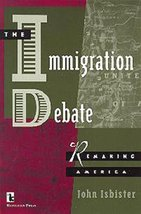 The Immigration Debate: Remaking America (Kumarian Press Books for a Wor... - $59.07
