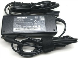 Genuine Toshiba Laptop Charger AC Adapter Power Supply PA3469U-1ACA PA-1750-07 - $14.99