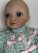 Vintage Ashton-Drake Soft Body  Baby Limited Edition 1993 Ca2128  Porcelain - $29.70