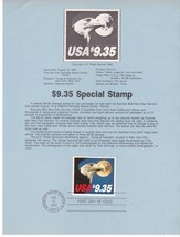 $9.35 Priority Mail #1909 First Day Of Issue Souvenir Sheet Ksc, Fl 8/12/1983 - $13.08