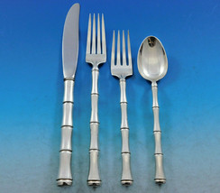 Mandarin by Towle Sterling Silver Flatware Set for 12 Service 49 Pieces ... - $2,920.50