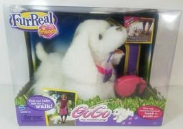 FurReal Friends GoGo My Walkin' Pup Pet Interactive Plush Stuffed Dog Ne... - $48.49