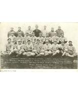 1906 v.o. hammon chicago white soxs world champs baseball postcard unuse... - $399.99